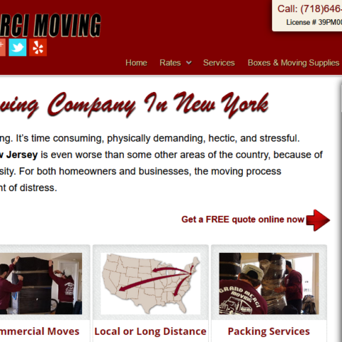 Grand Merci Moving LLC